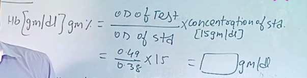 Cyanmeth-method-hemoglobin-test-formula